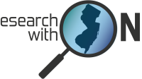 Research with New Jersey logo